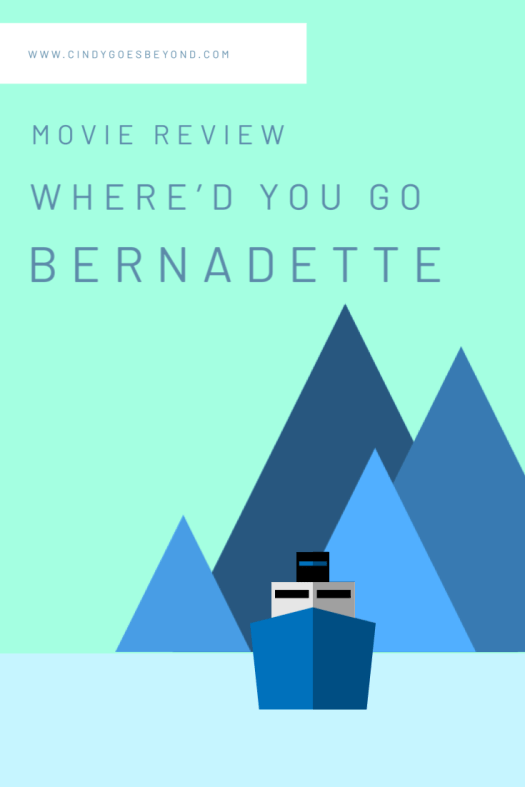 Where'd You Go Bernadette title meme