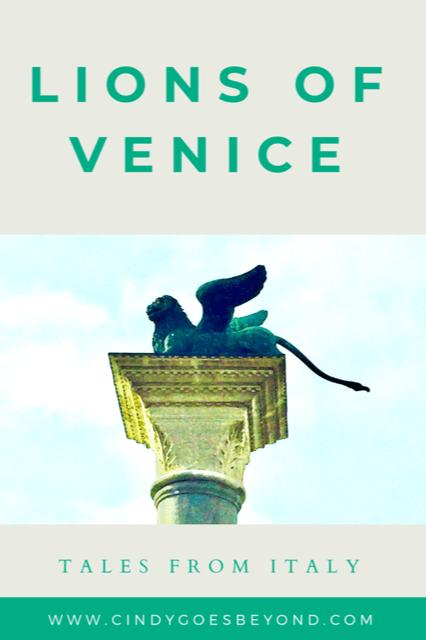 Lions of Venice title meme