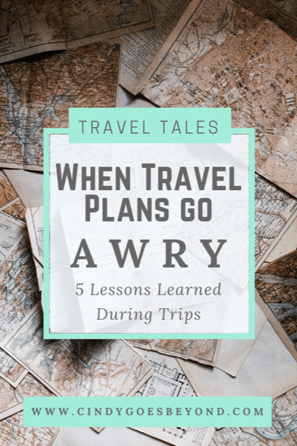 When Travel Plans Go Awry title meme 2