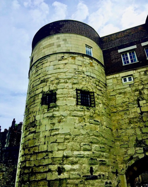 Daring Escapes from the Tower of London tower