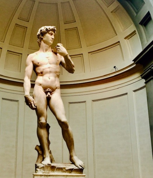 Things You May Not Know About Michelangelo's David full statue