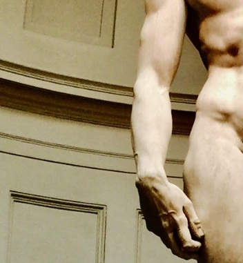 Things You May Not Know About Michelangelo's David hand