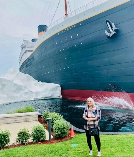 Titanic Museum Branson Museum Cindy