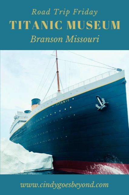 Titanic Museum Branson Missouri title meme