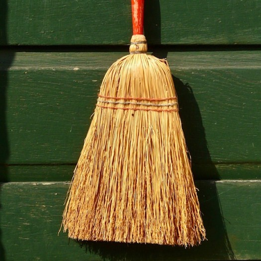 10 Good Luck Traditions from Italy broom