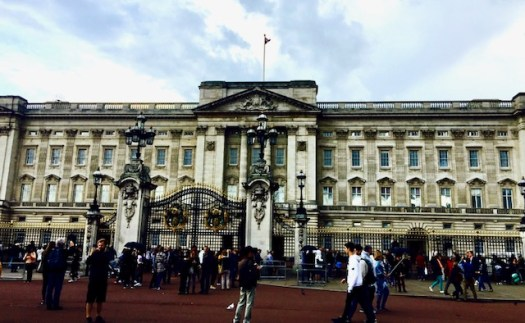 10 Things You May Not Know About Buckingham Palace