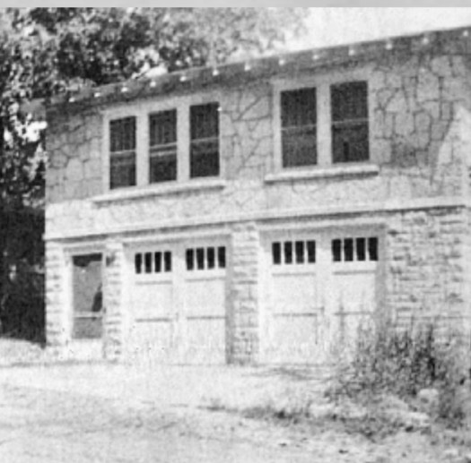 Overnight at the Bonnie and Clyde Hideout 1933