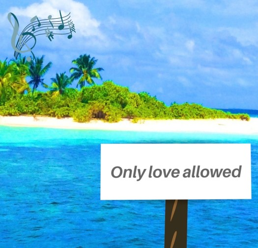 Dancing on My Island only love allowed