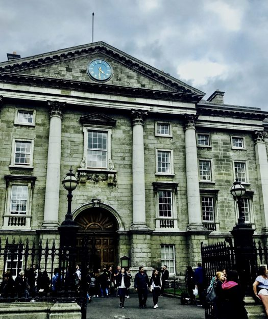 Ghost Stories from Dublin Trinity College
