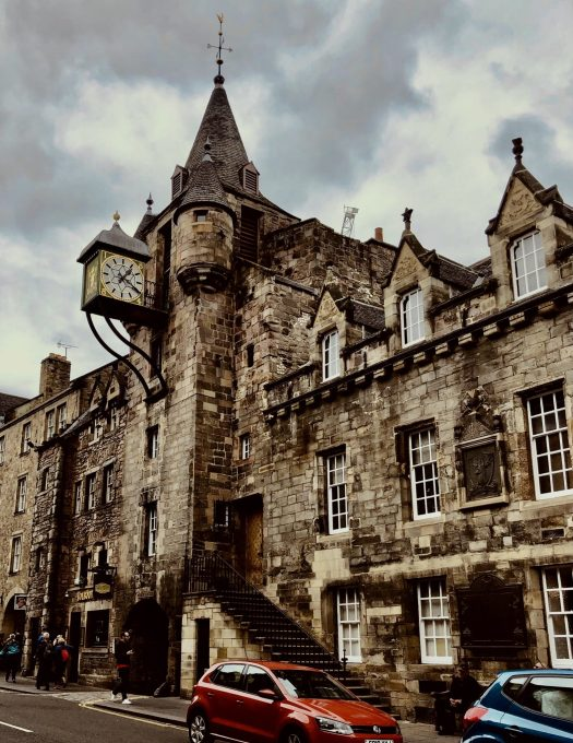 Ghost Stories from Edinburgh Canongate Tolbooth
