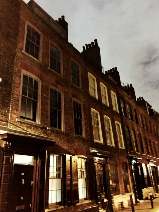 Ghost Stories from London Jack the Ripper