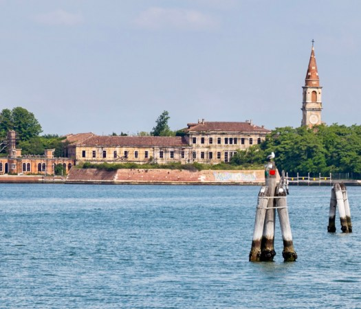 Ghost Stories from Venice Poveglia Island