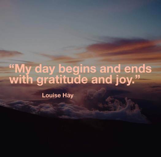 Practicing Self Gratitude quote