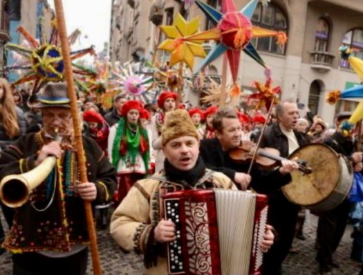 Christmas Traditions from Around the World Ukraine