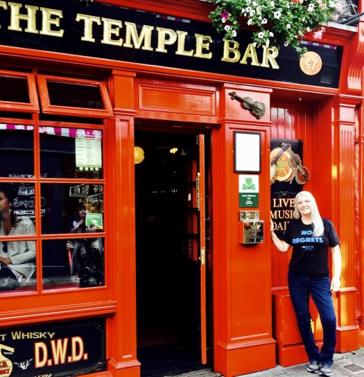 Fun Irish Phrases and What They Mean temple bar
