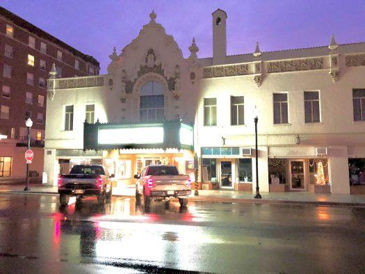 Coleman Theatre Exterior