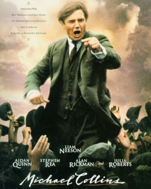 Movies That Inspire You to Visit Ireland Michael Collins