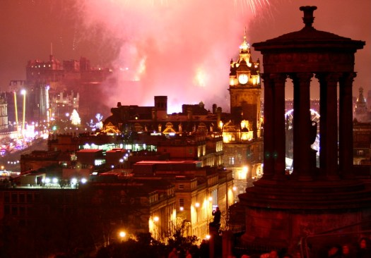 New Year's Eve Traditions from Around the World Scotland