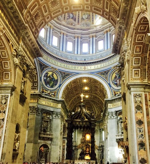 Fun Facts You May Not Know About the Sistine Chapel St Peter's Basilica