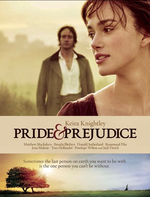 Movies That Inspire You to Visit England pride and prejudice