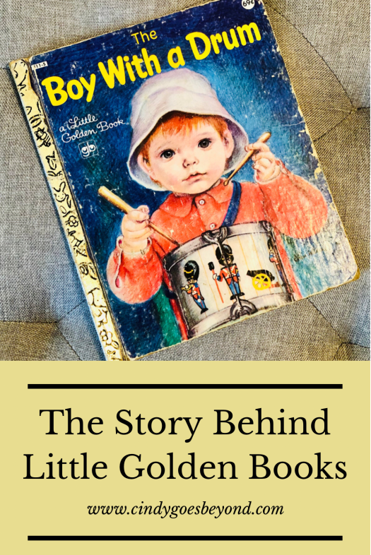 The Story Behind Little Golden Books title meme