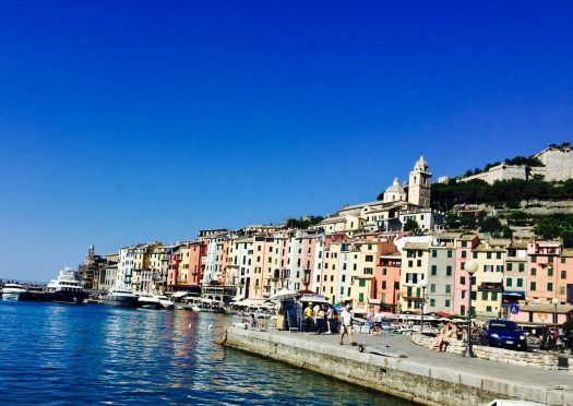 Fun Facts About Cinque Terre Italian coast