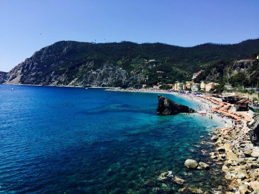 Fun Facts About Cinque Terre monterosso bay