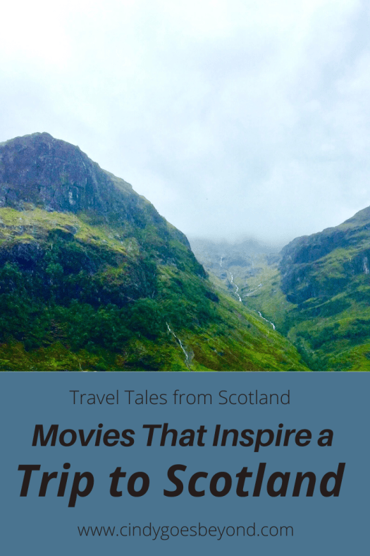 Movies That Inspire a Trip to Scotland title meme