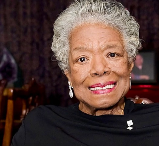Spunky Old Broads Day maya angelou