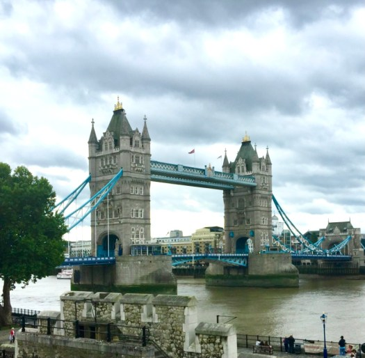 Ten Must Visit Places in London Tower Bridge