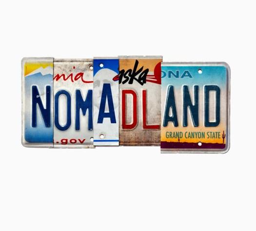 Nomadland - travel
