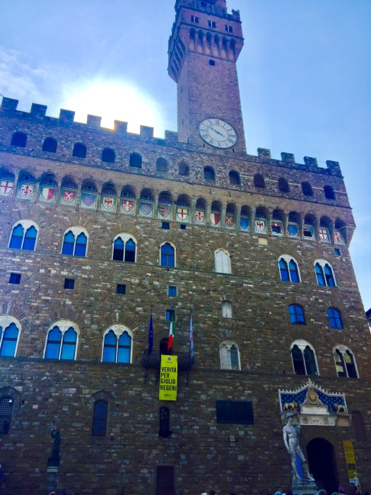 Ten Must Visit Places in Florence palazzo
