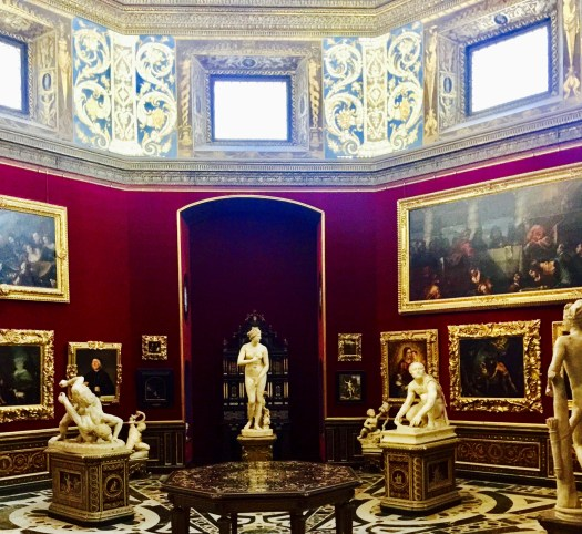 Ten Must Visit Places in Florence uffizi gallery