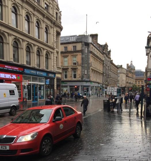 Top Ten Places to Visit in Glasgow Buchanan Street