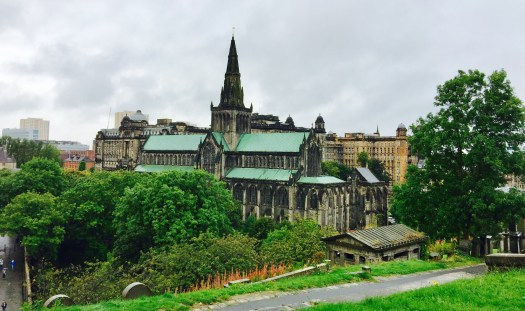 Top Ten Places to Visit in Glasgow Cathedral