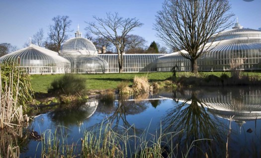 Top Ten Places to Visit in Glasgow Kibble Palace