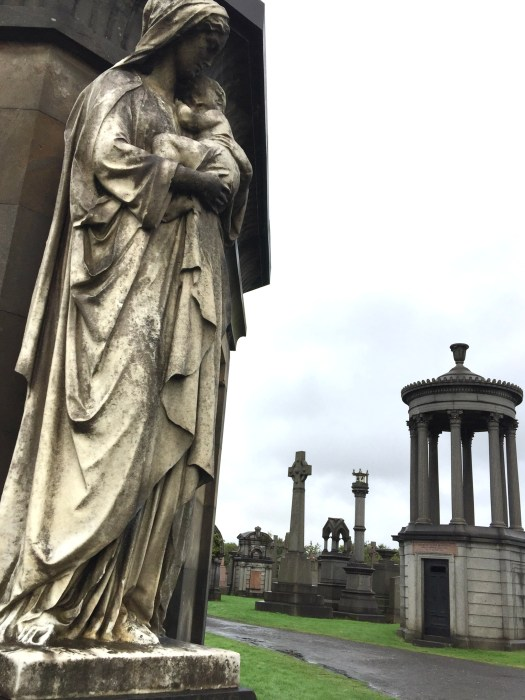 Top Ten Places to Visit in Glasgow Necropolis