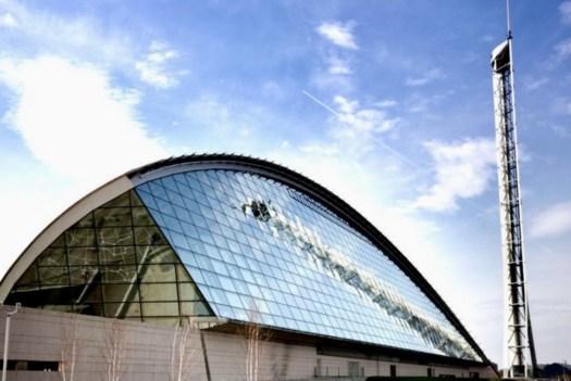 Top Ten Places to Visit Glasgow Science Centre
