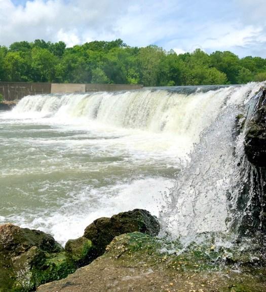 Grand Falls near Joplin MO