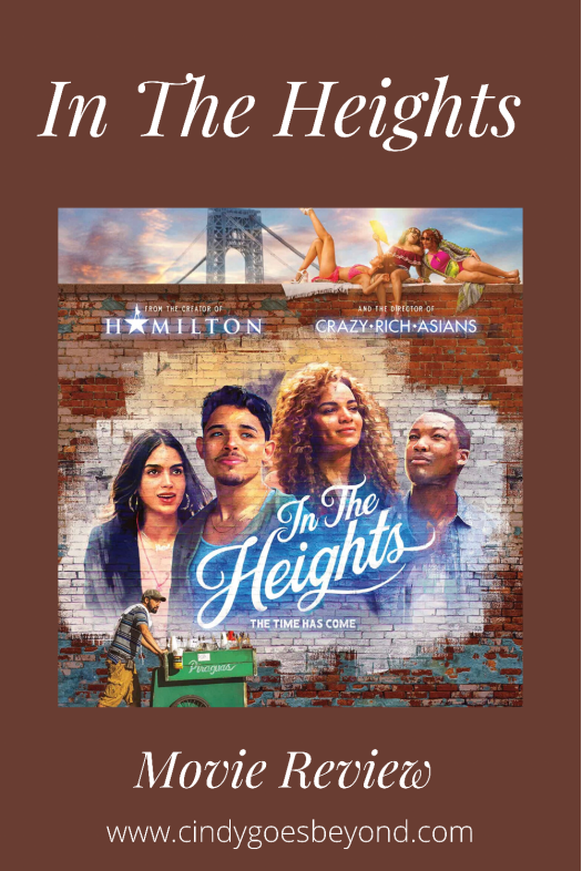 In The Heights title meme