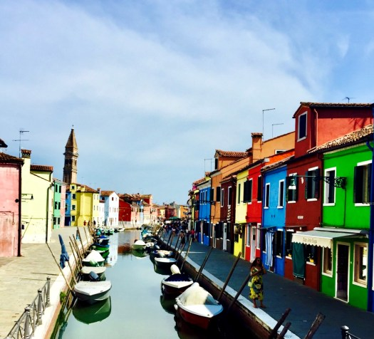 Things to Do in Colorful Burano Italy houses