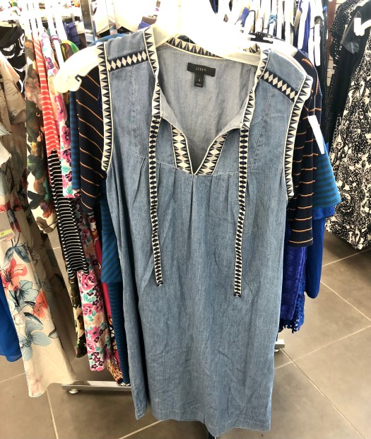 Five Benefits of Thrift Shopping J Crew