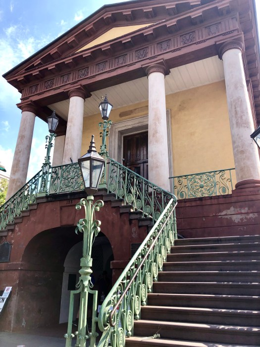 Fun Things to Do in Charleston city market
