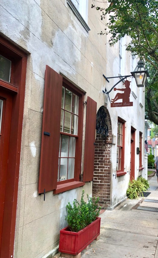 Historic Sites to See in Charleston catfish row