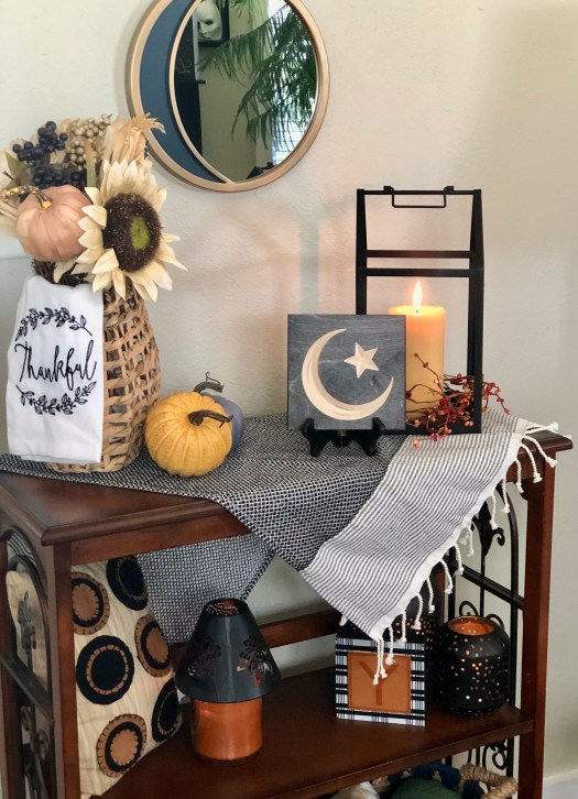 Treats for Halloween from Decocrated fall
