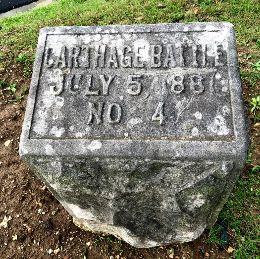 Ghost Stories from Carthage battle