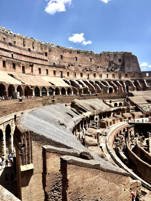 Ghost Stories from Rome colosseum