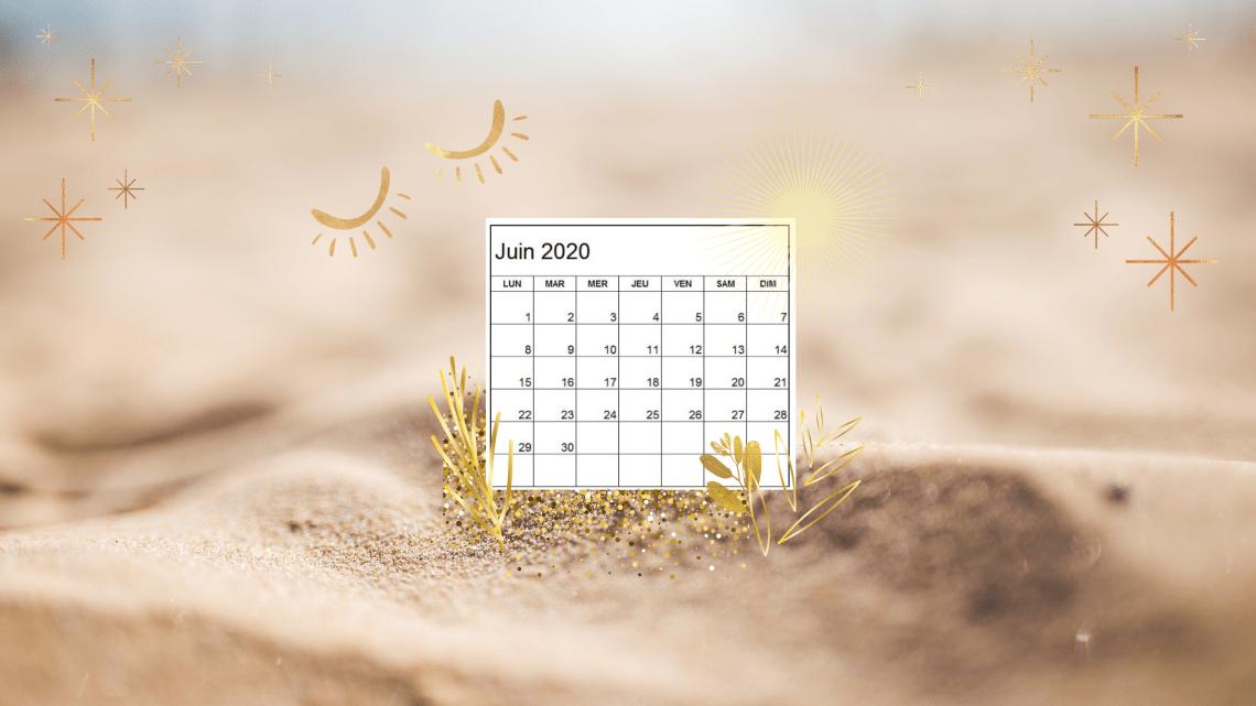 Fond d'écran juin 2020 cindychtis