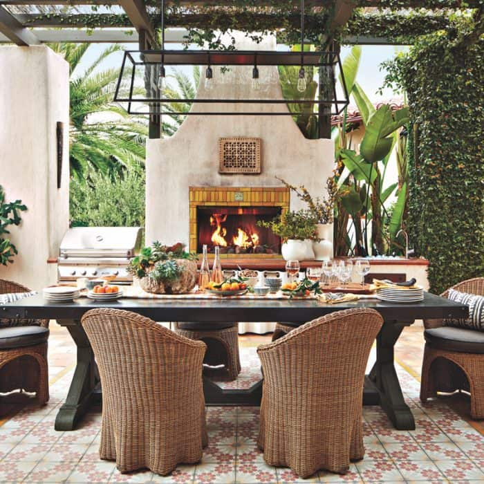 The Spanish Colonial Redefined Cindy Hattersley Design