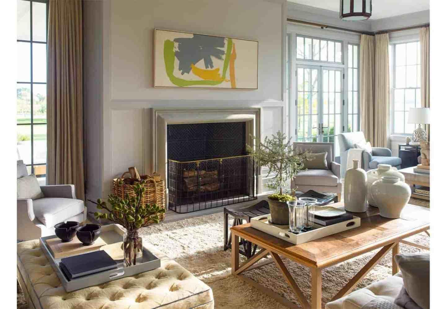 Bridgehampton living space by steven gambrel unparalleled interiors